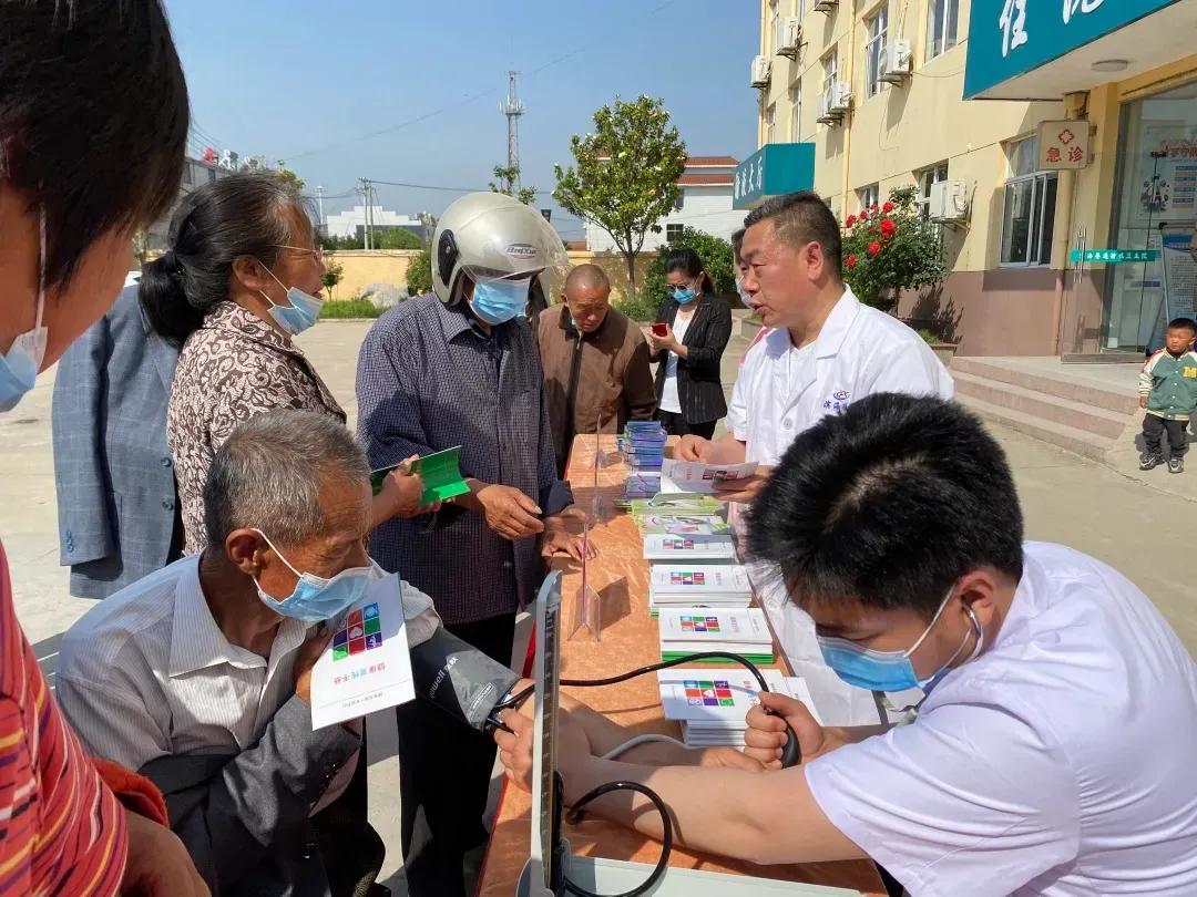 江苏滨海县开展纪念中国计划生育协会成立41周年系列活动