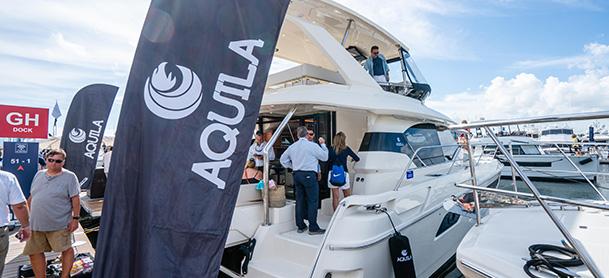 Aquila将经销商网络扩展到中东,新Aquila70将于2020年初发布