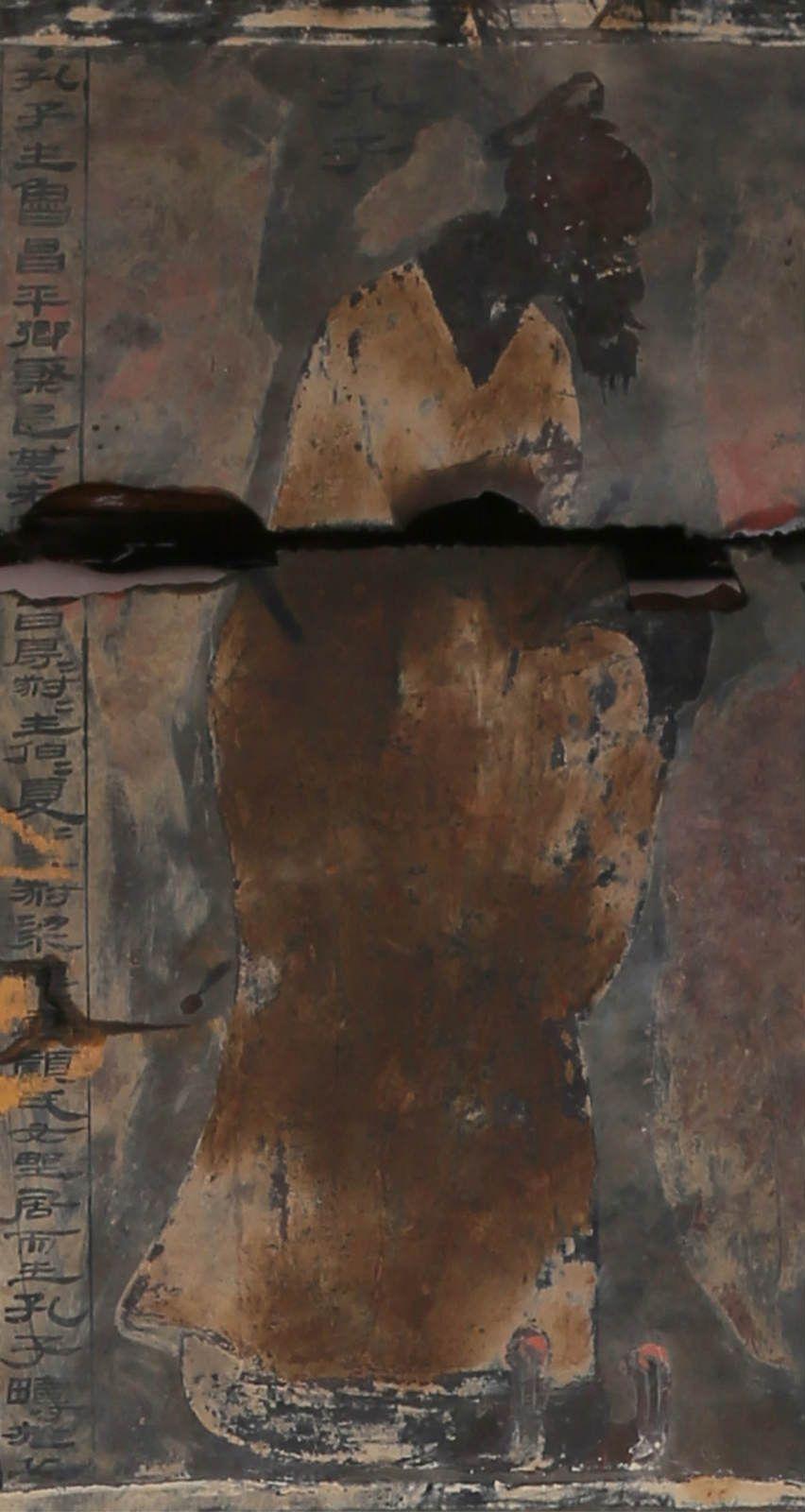 孔子野居而生、身高1.9米?海昏侯墓出的衣镜颠覆认知