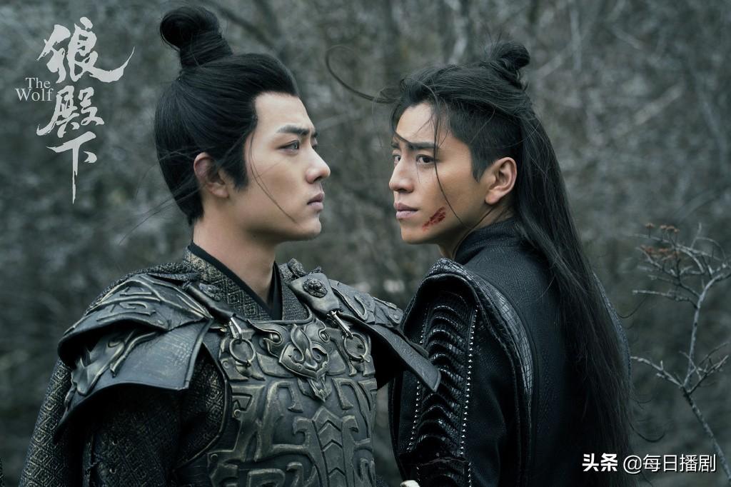 李沁回应《狼殿下》定档时间,王大陆表白李沁,李沁想要嫁出去