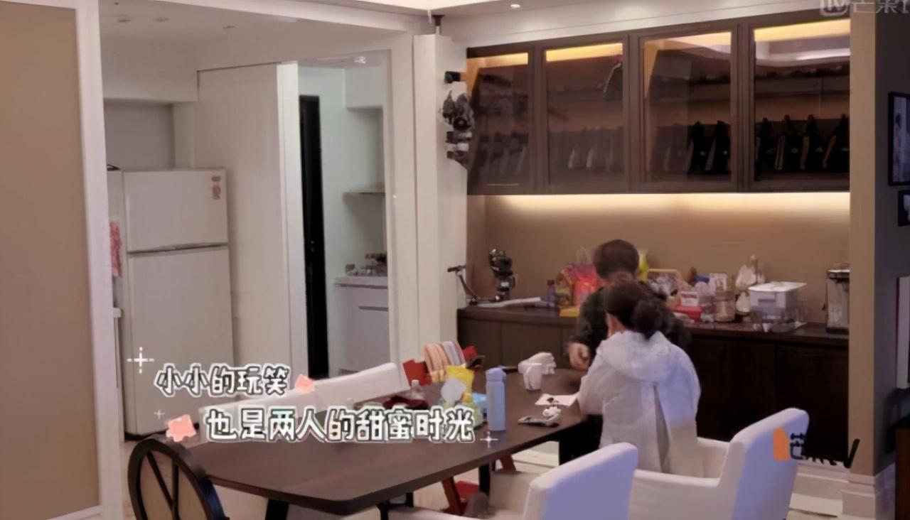 賈靜雯修傑楷愛巢:從玄關照片牆就很溫馨,這次絕對是嫁對人了