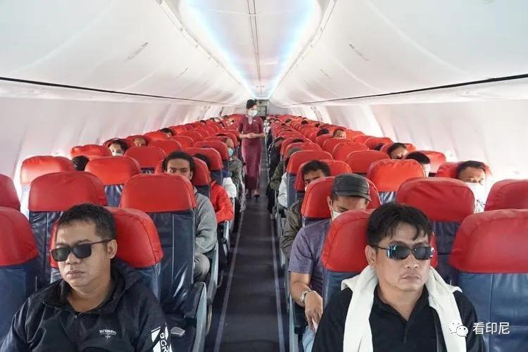 印尼狮航提供新冠免费快检服务