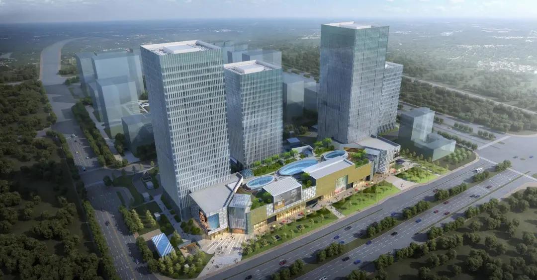 2020上海办公楼十宗最