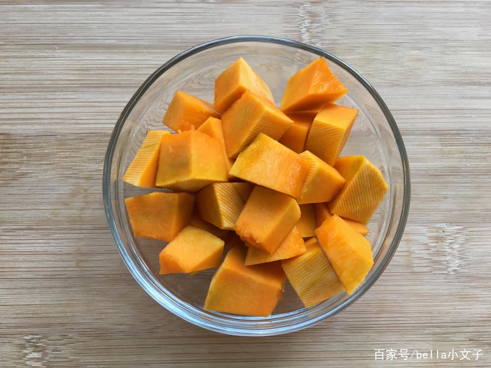 南瓜饭,让人怀念的潮汕美味 美食做法 第2张