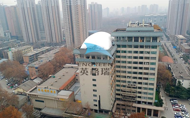 用这种建筑高层顶楼空间也能利用起来