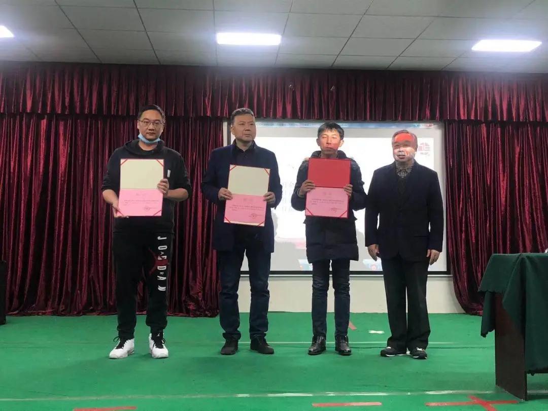华一双师武汉小梅花学校2021春季学期教职员工培训大会