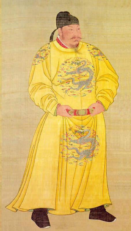 中国历史上有父子连续两代皇帝都是明君,并建立一定的功绩的吗?
