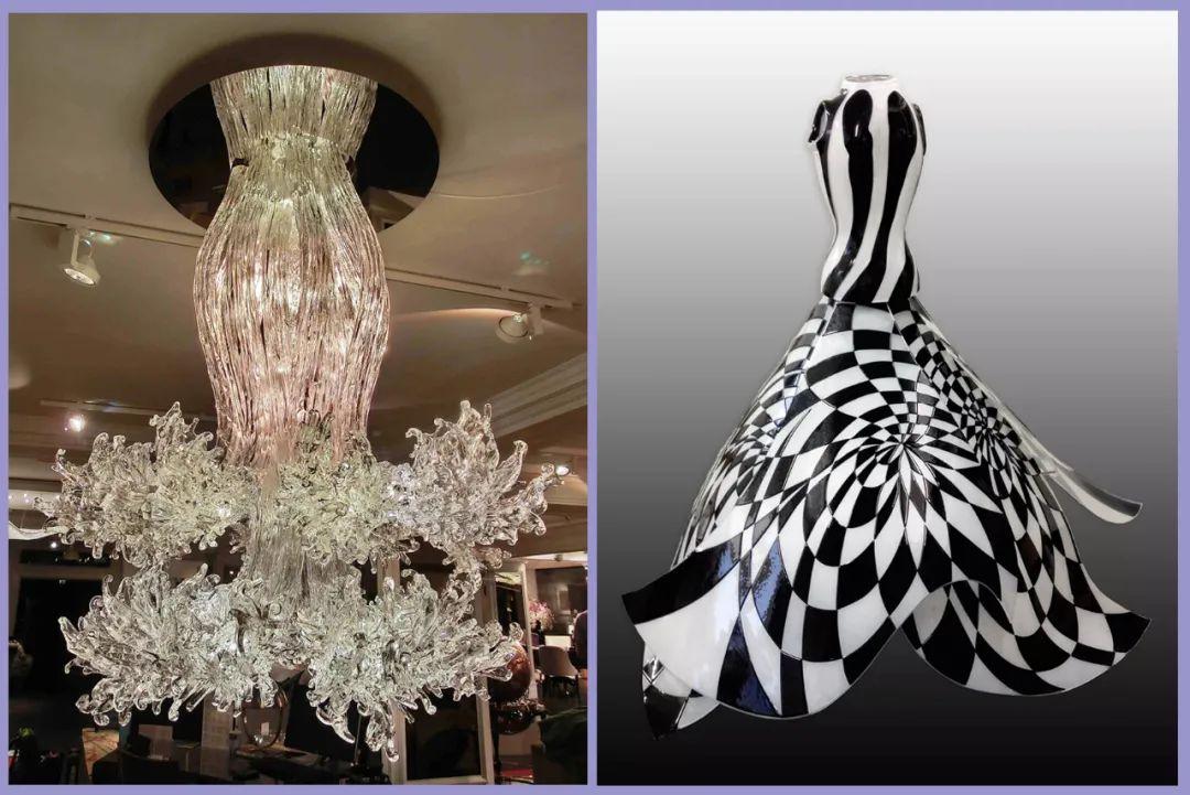 一个捷克共和国人在黎巴嫩混出了名,看她设计的作品就知道