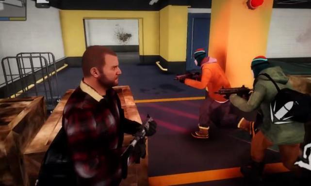 《GTA5》序章手游发布,与端游剧情一模一样,画质进入次世代