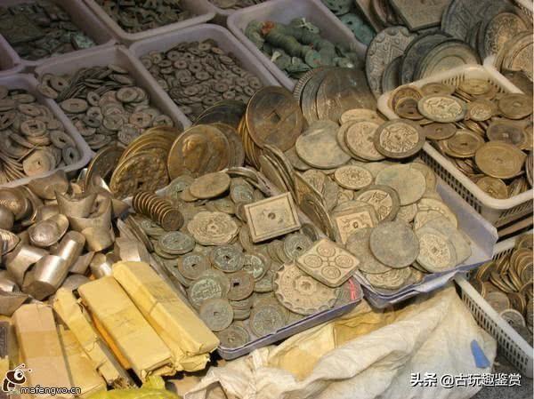 记住这些诀窍,古钱币收藏不吃亏