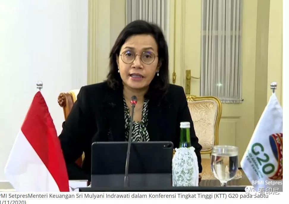 印尼国库有多少资产?
