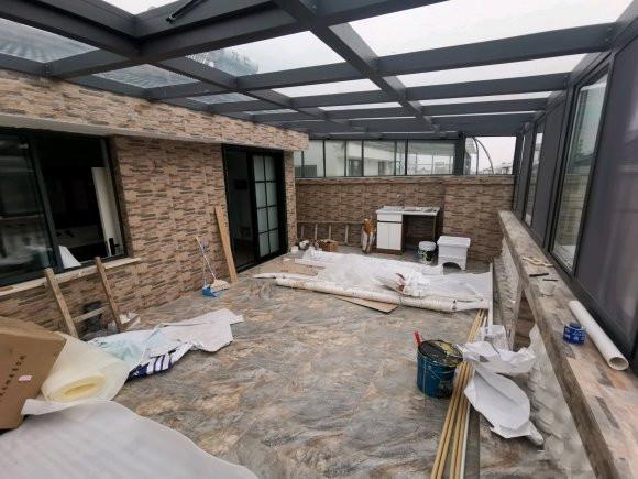 上下两层总花50万,阳光房花3.8万,全屋定制10万,被坑了没?