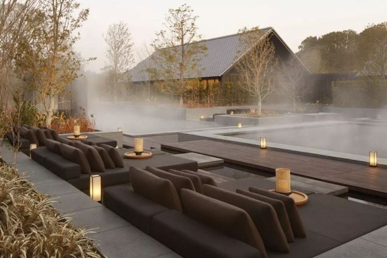 传统.自然.简约:日式建筑景观之美