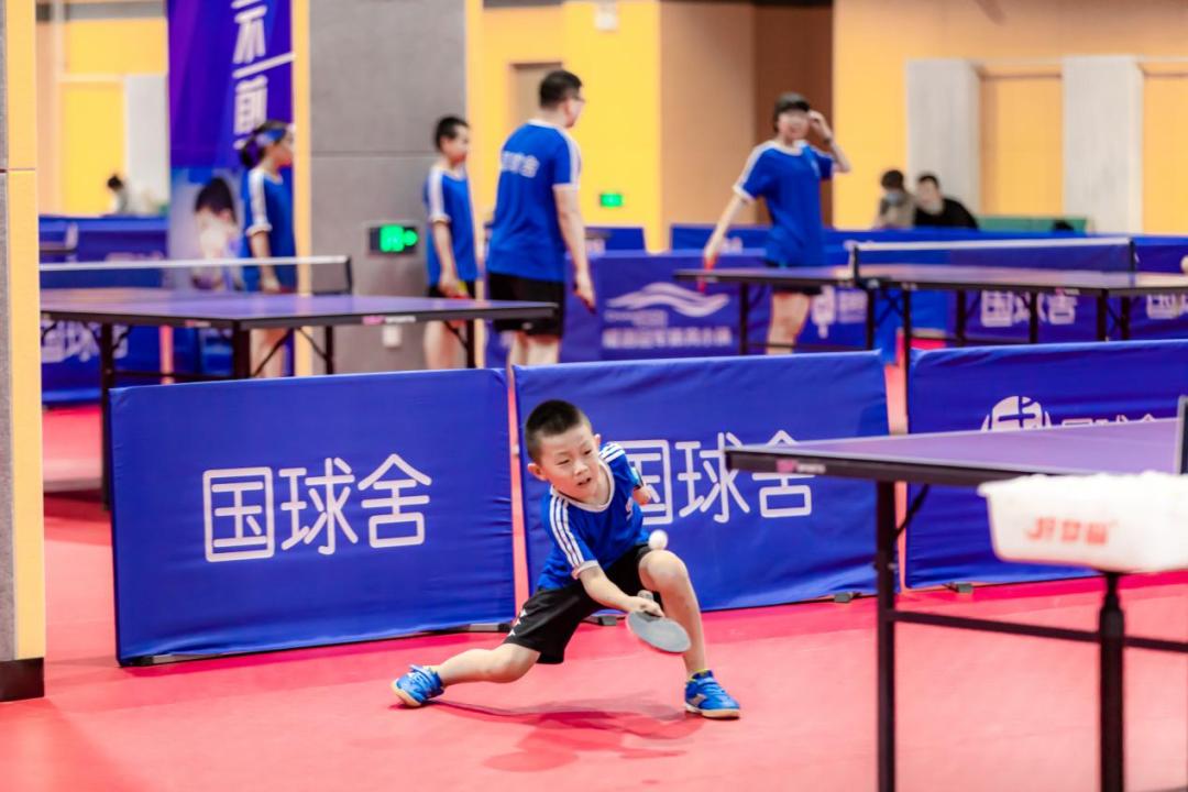 国球舍暑期乒乓球成长提高营&兴趣爱好营火爆招生中