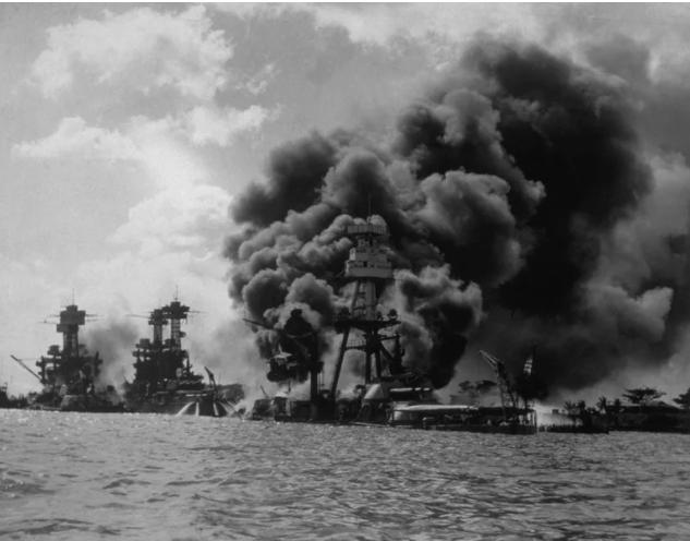偷襲珍珠港是哪一年(二戰日本假如不打美國)