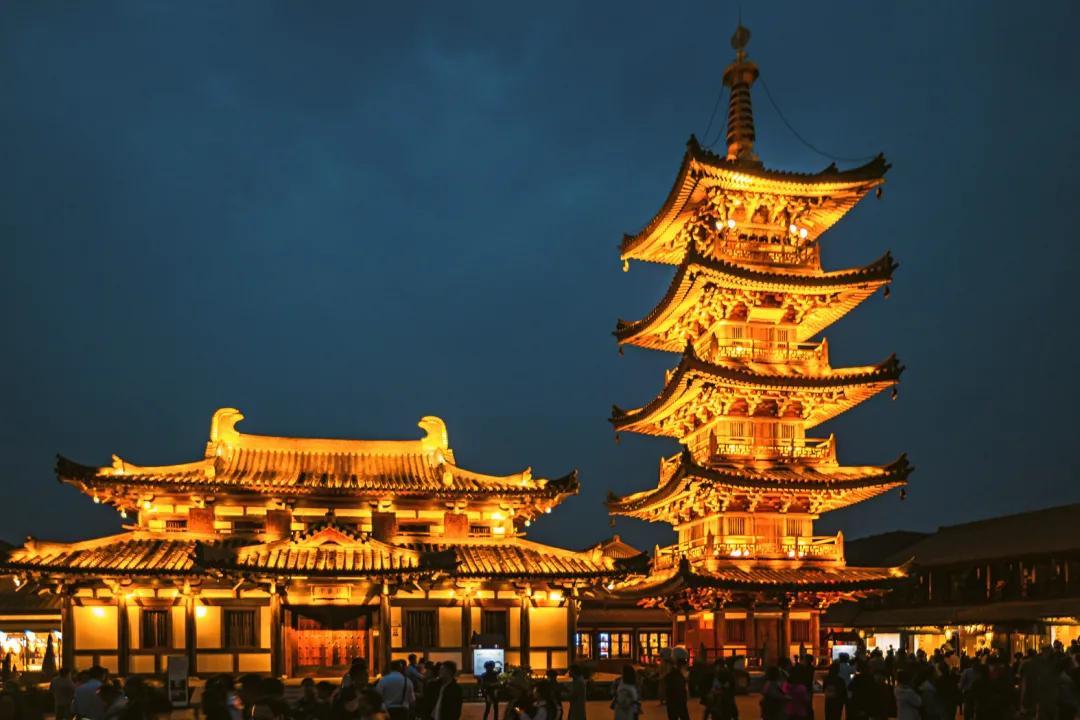 「田清」中国古塔:从宗教走向世俗