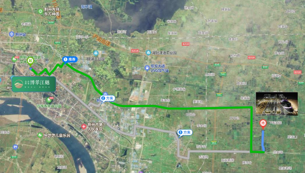 与世界接轨,荆州机场通航在即
