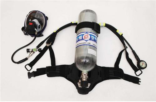正压式气氛呼吸器应用技巧及留意事变 你都打听到了吗
