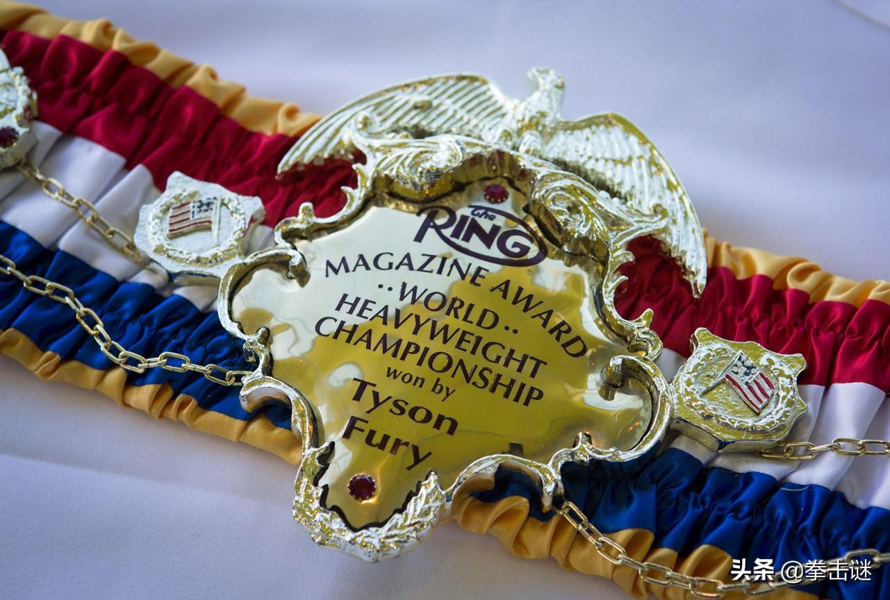媒体公布重量级拳击排名,惹来巨大争议:维尔德第2、乌西克第10