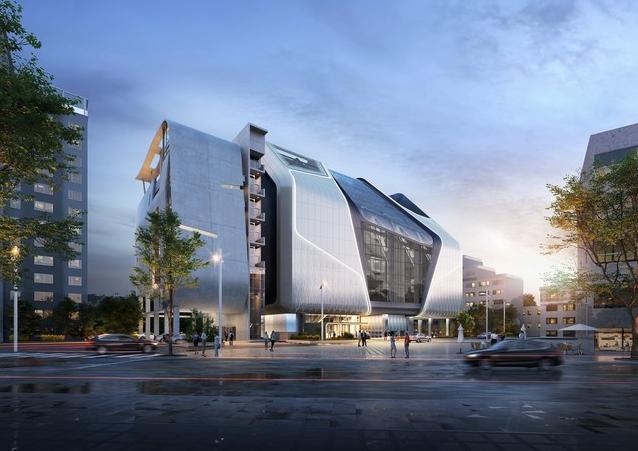 YG搬进全新办公大楼:下一个BIGBANG将在这里诞生