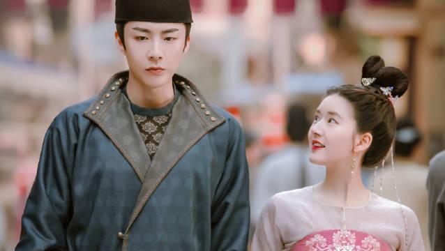 《一不小心捡到爱》开播,赵露思变身快递小妹,捡个总裁回家爱
