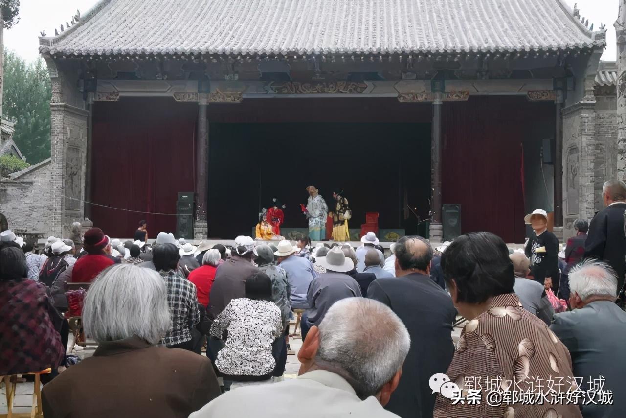 九九重阳,古城敬老丨水浒好汉城对老年人免费了!(图8)