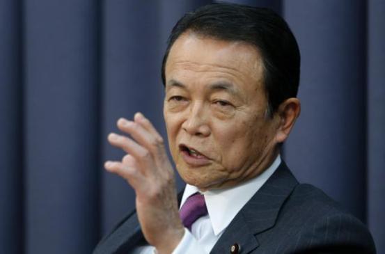 日本副首相叫嚣插手台海,外交部:今天的中国早已不是当年的中国