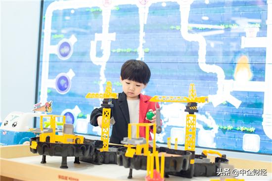 万达宝贝王突破创新:助力亿万孩子成长的问题