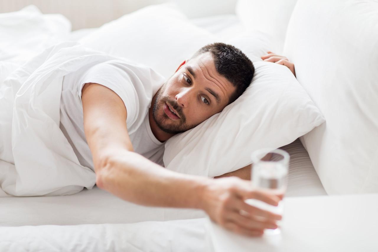 这位前列腺的患者是怎么做到一次半小时的?
