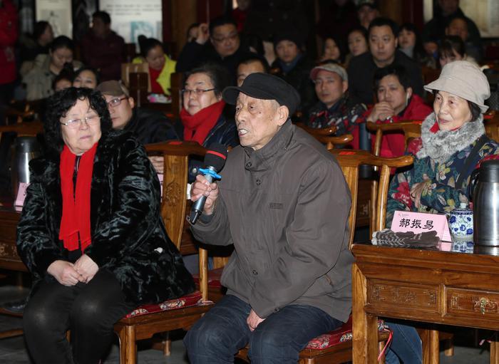 """被称为""""易俗社活化石""""秦腔音乐家郝振易去世 享年94岁"""