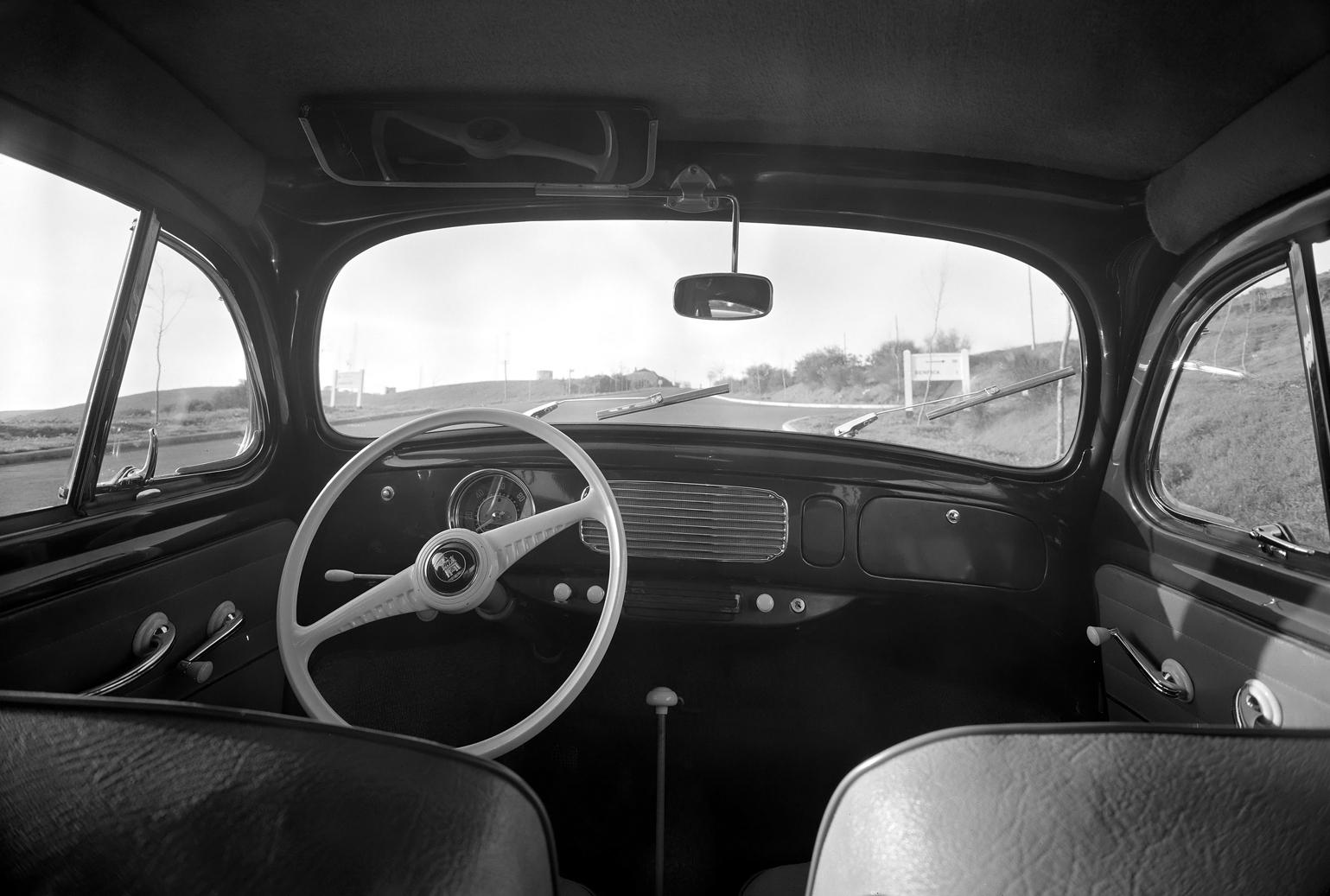人民的汽车——北京汽车博物馆的经典车(20):大众甲壳虫 中