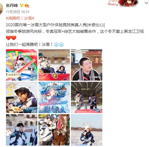 港媒传张丹峰离婚,两月前为洪欣庆生,事业过气,上小卫视真人秀
