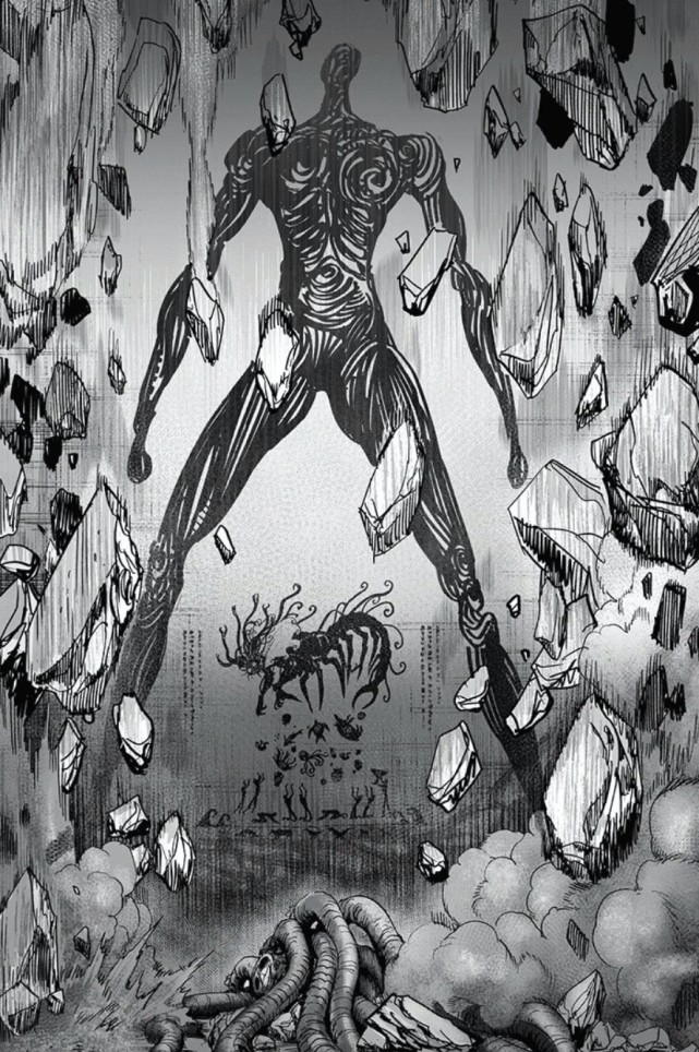 一拳超人:埼玉認真新技能,擊敗蓋亞能量炮