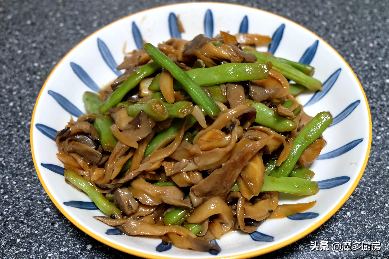 七道家常小炒菜,简单快手营养好,五分钟一道菜,比点外卖还方便 美食做法 第1张