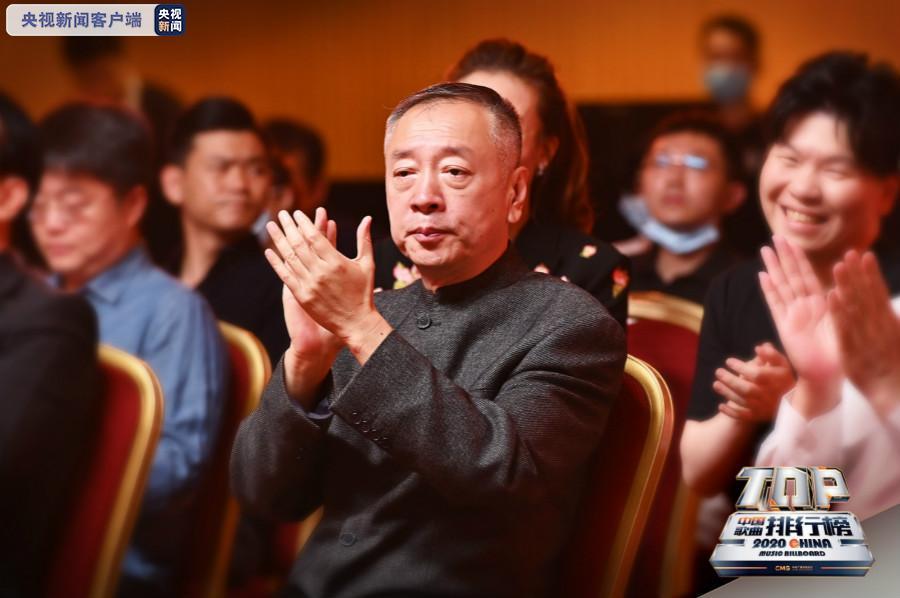 乐坛星光群贤齐聚《中国歌曲TOP排行榜》新闻发布会顺利召开