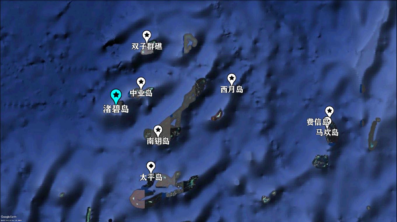 """中国南海布局有多精妙?四艘永不沉没的""""航母"""",共御来犯之敌"""
