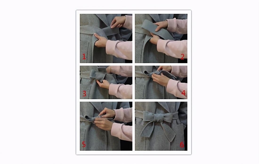 蝴蝶结怎么打, 蝴蝶结4步打法一步一步教打蝴蝶结