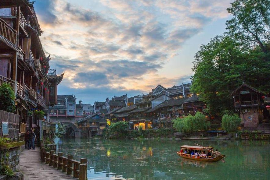 """湖南有座知名古城,曾被誉为""""中国最美丽的小城"""",可零门票入园"""