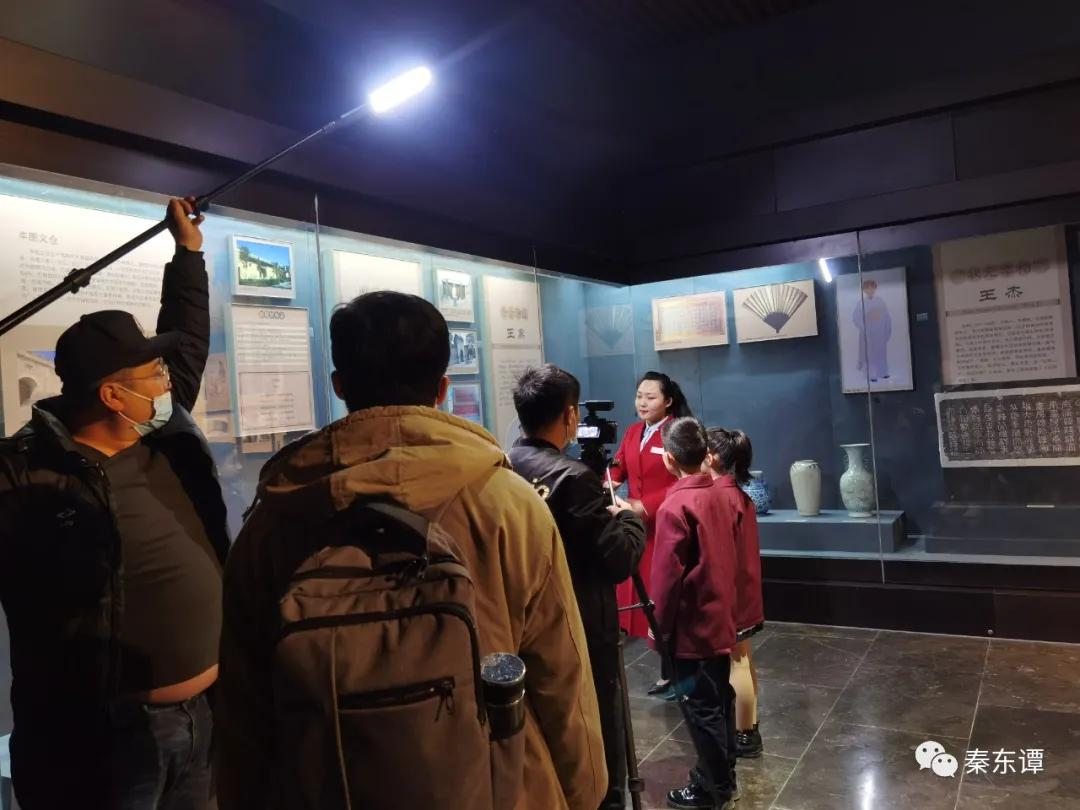 """渭南市博物馆举办线上""""家国情怀""""主题活动"""
