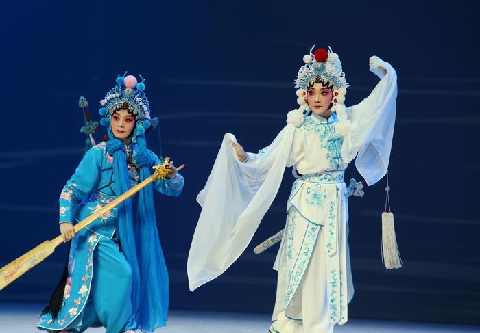 易俗社复排秦腔传统剧《白蛇传》,大年初三至初八上演