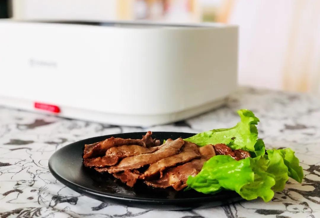 """全新""""烤""""验来袭,挑战零油烟低脂烧烤,美味和健康我都要"""