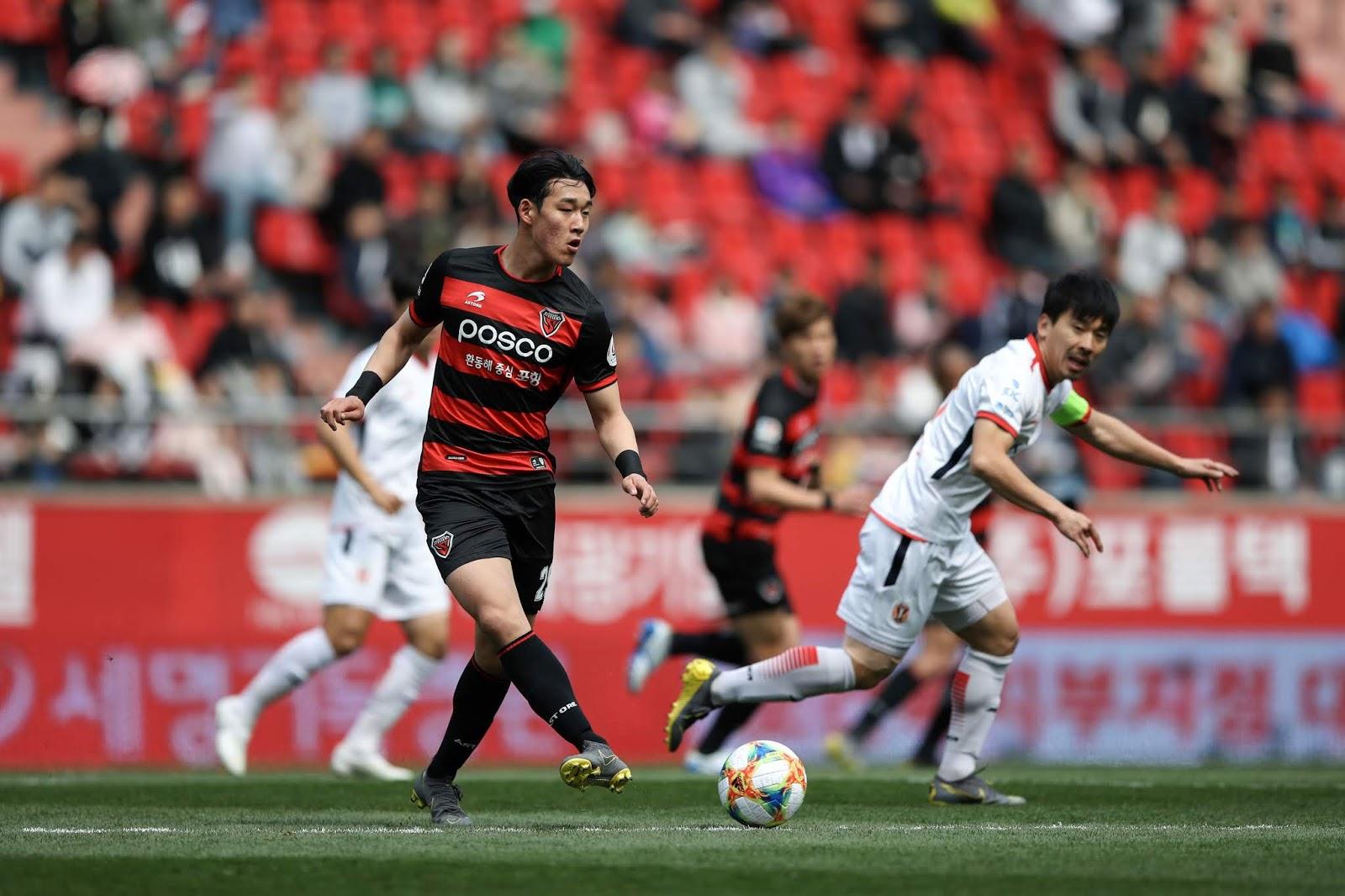 「韩K联」赛事前瞻:浦项制铁vs尚州尚武,浦项制铁值得期待