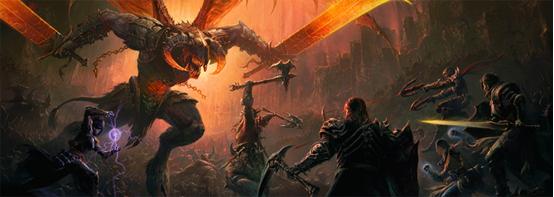 海外技术测试开启,《暗黑破坏神:不朽》逐步开启地狱之门