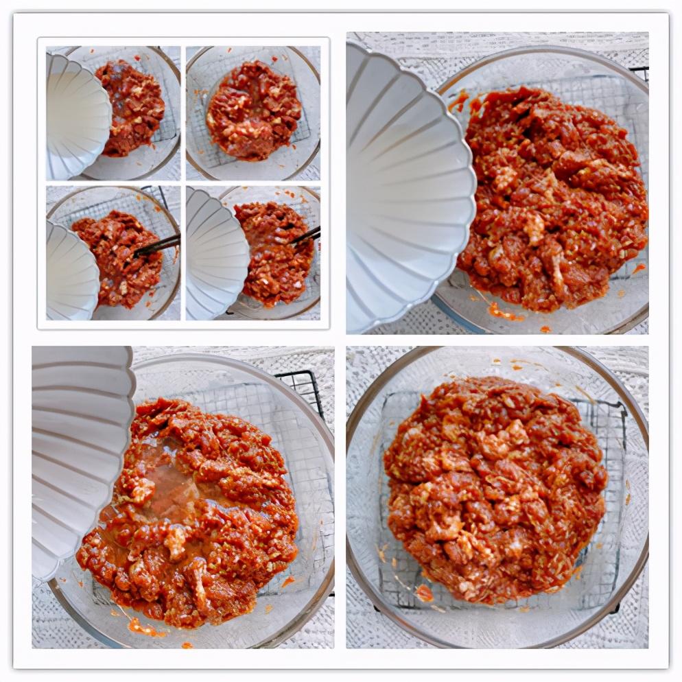 猪肉降价了自己在家做肉包,掌握3点,蓬松暄软,咬一口满嘴汤汁