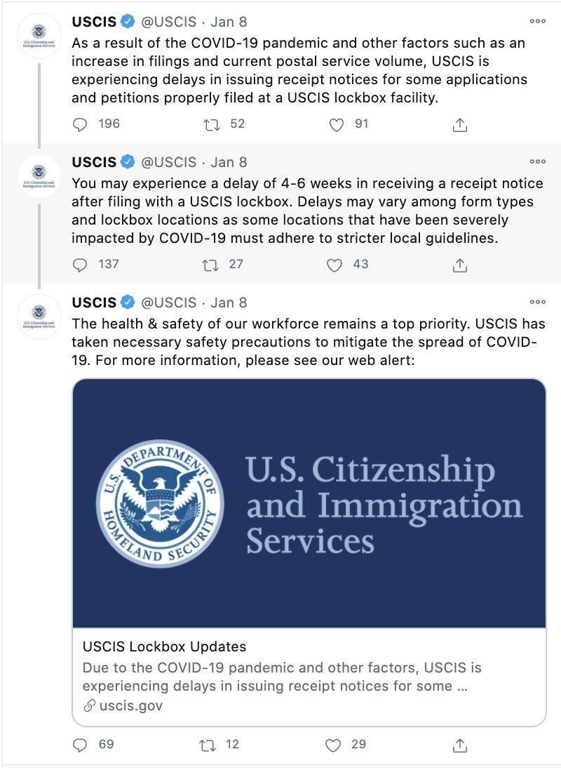 一群中国留学生,告了美国移民局