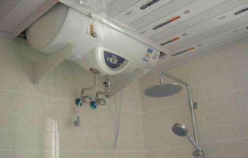 海尔热水器排污口图解(海尔热水器隐藏排污口)