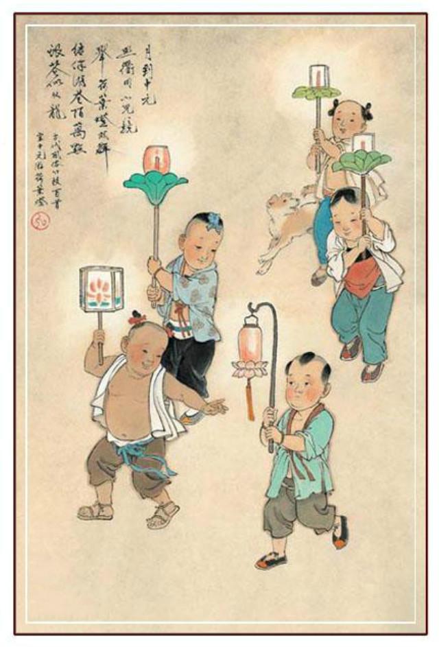 """""""七月半,鬼门开"""",中元节老祖宗留下的讲究你知道多少?"""