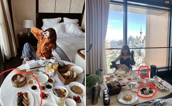 名媛背后装富生意经与产业链:酒店共享、丝袜拼单、宝马豪车