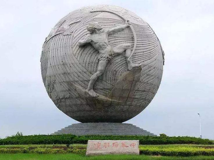 """江苏省有个射阳县,是后羿射日的地方,今天成为""""药材之乡"""""""