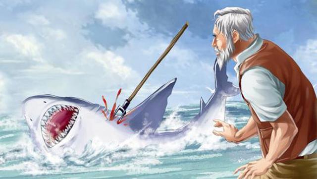 台湾的历史还能与《老人与海》扯得上?